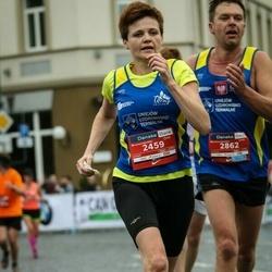 12th Danske Bank Vilnius Marathon - Anna Bugajak (2459)