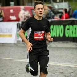 12th Danske Bank Vilnius Marathon - Mantas Valančius (3906)