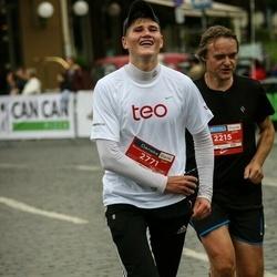 12th Danske Bank Vilnius Marathon - Steffen Van Der Wal (2215), Martynas Valenta (2771)