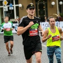 12th Danske Bank Vilnius Marathon - Tomas Brūzga (2192)