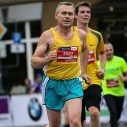 12th Danske Bank Vilnius Marathon - Robertas Vaičiūnas (2620)