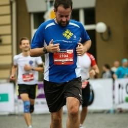 12th Danske Bank Vilnius Marathon - Robin Gibb (2104)