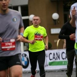 12th Danske Bank Vilnius Marathon - Vytautas Juodviršis (3318)