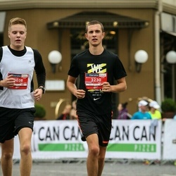 12th Danske Bank Vilnius Marathon - Evaldas Fetingis (3038), Paulius Aleškevičius (3230)