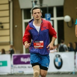 12th Danske Bank Vilnius Marathon - Vytautas Poderis (3403)