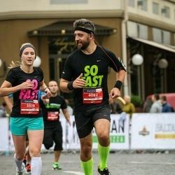 12th Danske Bank Vilnius Marathon - Gintė Stakvilevičiūtė (3519), Aleksas Pozemkauskas (4082)