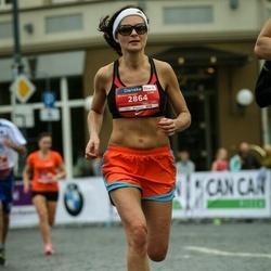 12th Danske Bank Vilnius Marathon - Ernesta Žilinskienė (2864)