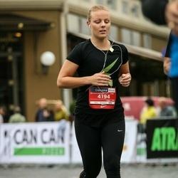 12th Danske Bank Vilnius Marathon - Gabrielė Anušauskaitė (4194)