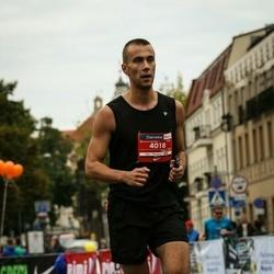 12th Danske Bank Vilnius Marathon - Gytis Stonys (4018)