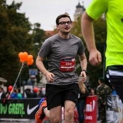 12th Danske Bank Vilnius Marathon - Darius Pieslikas (2691)