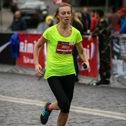 12th Danske Bank Vilnius Marathon - Olga Kovaliova (4053)