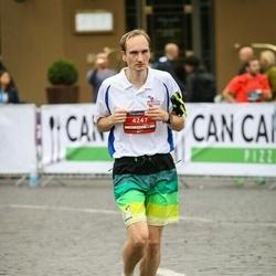 12th Danske Bank Vilnius Marathon - James Shelton (4247)