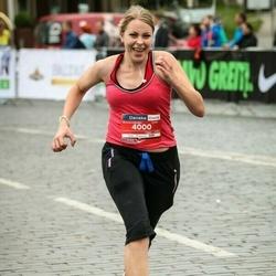 12th Danske Bank Vilnius Marathon - Marija Ryžikova (4000)