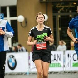 12th Danske Bank Vilnius Marathon - Marija Kinderytė (2041)