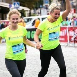 12th Danske Bank Vilnius Marathon - Vaida Kazakauskyte (7101), Daiva Uosytė (7970)