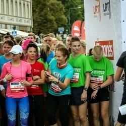 12th Danske Bank Vilnius Marathon - Ona Lunienė (10066), Ieva Šagauskaitė (12827)