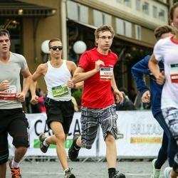 12th Danske Bank Vilnius Marathon - Sigitas Bobelis (10655), Lukas Šimkus (16477)
