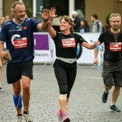 12th Danske Bank Vilnius Marathon - Helge Hummervoll (2631), Alex Zdorov (2681), Lena Kristiansen Nesoddtagen (4226)