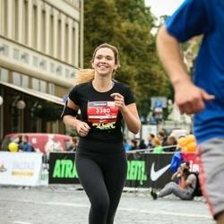 12th Danske Bank Vilnius Marathon - Ieva Špečkauskaitė (3380)