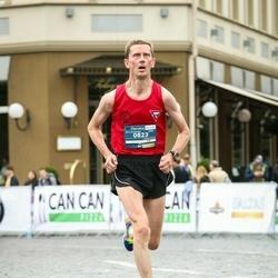 12th Danske Bank Vilnius Marathon - Jukka Kauppila (823)