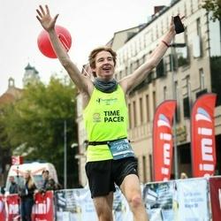 12th Danske Bank Vilnius Marathon - Uldis Kļaviņš (676)
