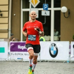 12th Danske Bank Vilnius Marathon - Gediminas Grinius (1130)