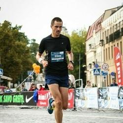 12th Danske Bank Vilnius Marathon - Ján Raclavský (500)