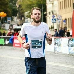 12th Danske Bank Vilnius Marathon - Jānis Grāmatnieks (569)