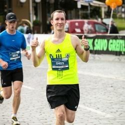 12th Danske Bank Vilnius Marathon - Luis Quaranta (405)