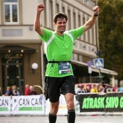 12th Danske Bank Vilnius Marathon - Jevgenij Bobrovič (1063)