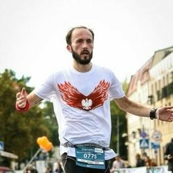 12th Danske Bank Vilnius Marathon - Tomasz Mlost (775)