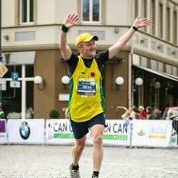 12th Danske Bank Vilnius Marathon - Vidmantas Ložys (836)