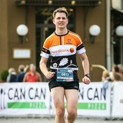 12th Danske Bank Vilnius Marathon - Darius Stanevičius (613)