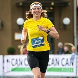 12th Danske Bank Vilnius Marathon - Birutė Striūkienė (982)