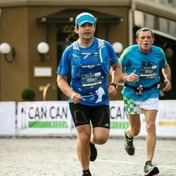 12th Danske Bank Vilnius Marathon - Jonas Jocius (121), Evaldas Januškevičius (997)