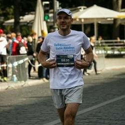 12th Danske Bank Vilnius Marathon - Nikolaj Anikejev (830)