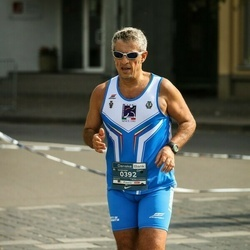 12th Danske Bank Vilnius Marathon - Potito Casparrini (392)