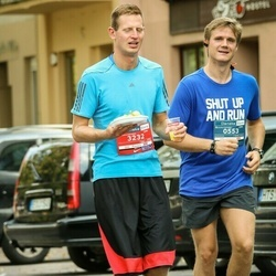 12th Danske Bank Vilnius Marathon - Jonas Marcinkevičius (553), Tomas Merfeldas (3232)
