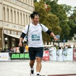 12th Danske Bank Vilnius Marathon - Toyoei Shigeeda (632)