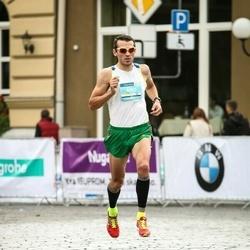 12th Danske Bank Vilnius Marathon - Justinas Beržanskis (6005)