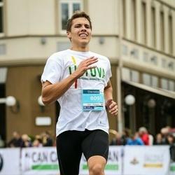 12th Danske Bank Vilnius Marathon - Vytautas Bereiša (8091)