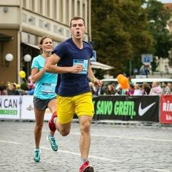 12th Danske Bank Vilnius Marathon - Ernestas Bėlskas (7379)