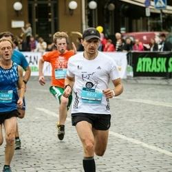 12th Danske Bank Vilnius Marathon - Edvardas Tarasevičius (8073)