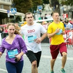 12th Danske Bank Vilnius Marathon - Gabrielius Guogis (6994), Algirdas Jasinskas (7188)