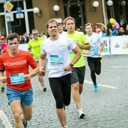 12th Danske Bank Vilnius Marathon - Justinas Bagdonas (7226), Indrė Anskaitytė (7316), Tomas Pašakinskas (9231)