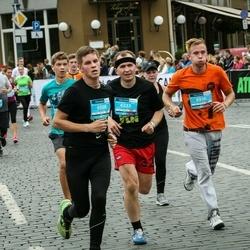 12th Danske Bank Vilnius Marathon - Vidmantas Satkus (6233), Aleksandras Vasiljevas (6508), Justas Paulius (8916)