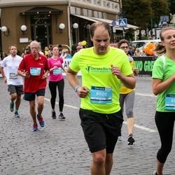 12th Danske Bank Vilnius Marathon - Justas Selenkovas (8020), Karolina Balckutė (8823)