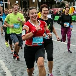 12th Danske Bank Vilnius Marathon - Jolanta Makauskienė (6221), Jelena Boroško (6273)