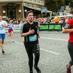 12th Danske Bank Vilnius Marathon - Konstancija Keliuotienė (6462), Dmitrij Kočegarov (7090)