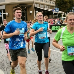 12th Danske Bank Vilnius Marathon - Algvida Bednarek (6275), Vaida Jankauskaitė (8837), Mantvydas Žilinskas (8980)